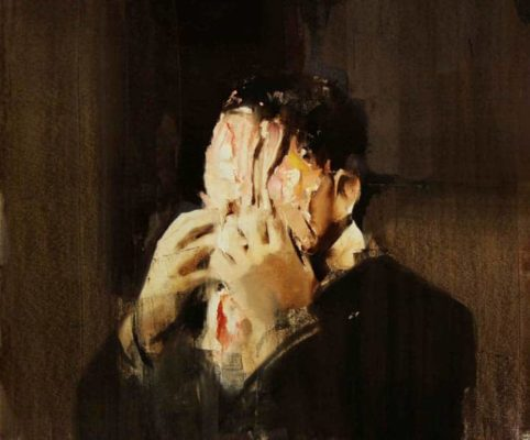 Work by Adrian Ghenie