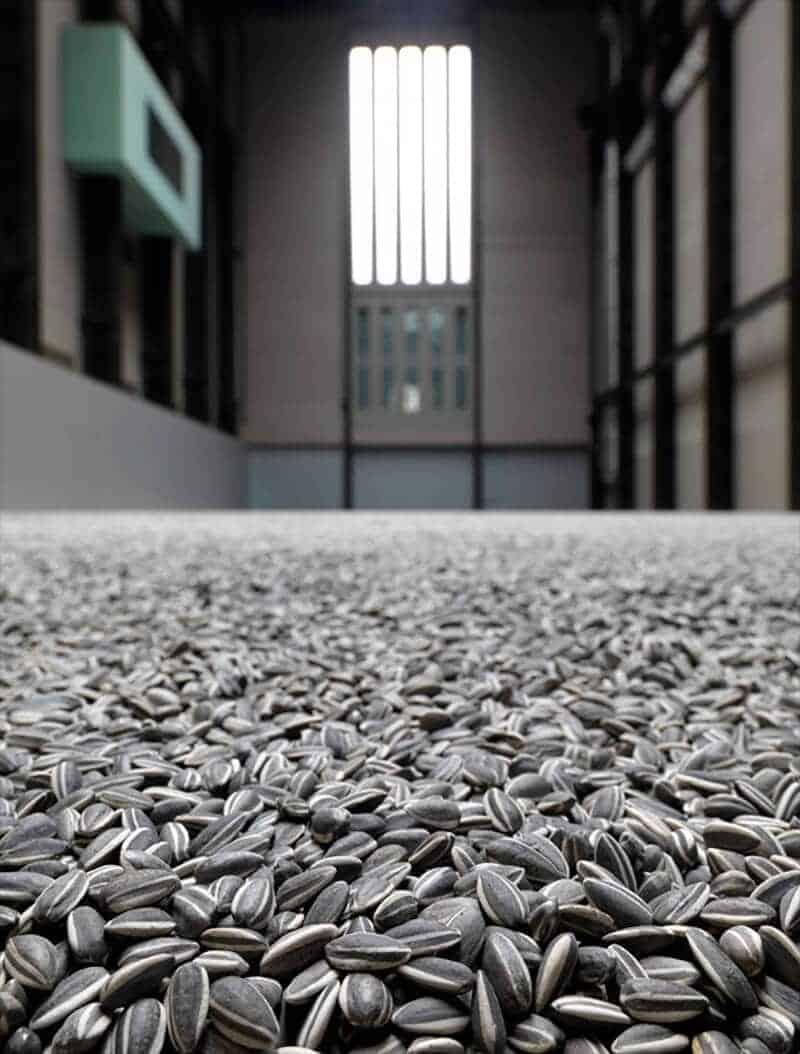 Sunflower Seeds by Ai Weiwei
