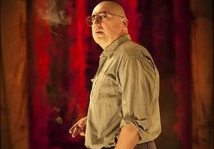 Alfred Molina playing Mark Rothko in John Logan's play 'Red'